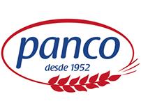 Proposta de Redesign da marca - Panco