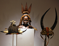 Dressing the Head: African Headware exhibition