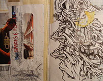 Mixed Media Journal - 2011