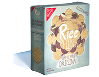 Rice Thins Box Re-Design