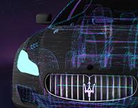 Maserati Projection Mapping