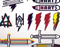 HART logo & anim.