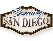 Sharing San Diego (Website & Cards)