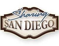 Sharing San Diego (Website & Cards)