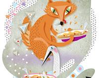 Fox&Stork