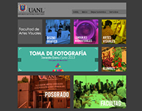 Facultad de Artes Visuales, UANL