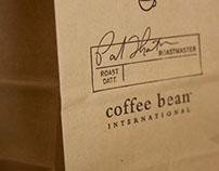 Coffee Bean International Promotional Bag