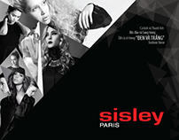 Sisley Black & White Brochure