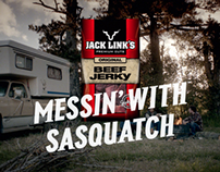 Messin' with Sasquatch