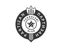 Partizan Logo Concept