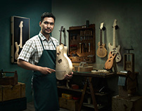 DJI SAM SOE | 'World Class Luthier' - making of