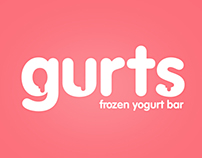 Gurts Frozen Yogurt Bar