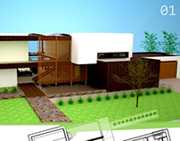 Residential - Modern House - Pr01