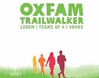 Oxfam Trailwalker Mumbai 2013