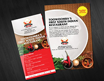 Brochure & Advertising Design
