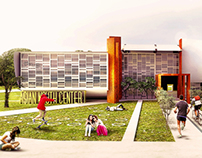 ARCASIA'S ASIAN YOUTH CENTER DESIGN COMPETITION