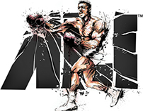 Muhammad Ali Illustration for 500level.com