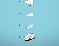 Citroën Hybrid Air - Print Ad