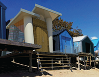 Summer Beach Hut Project