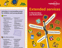 Southwark Alliance - Activity map for kids and teens