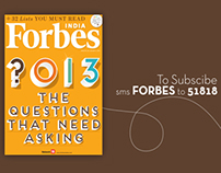 Forbes India Year End Promo