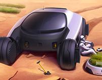 Land Rover: Mission Terraform