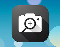 Photo Quality Check app icon for iOS7