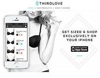 ThirdLove Website
