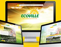 Hotsite Jardim Ecoville