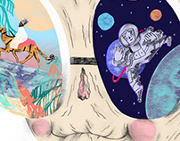 'Drengen der talte alting' - childrensbook