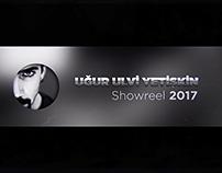 Showreel - 2017