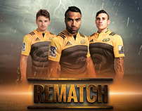 REMATCH (Hurricanes V Highlanders)