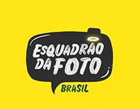 Logo - Esquadrão da Foto Brasil
