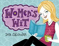 Women's Wit 2018 desk Calendar
