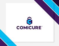COMICURE | Brand Identity