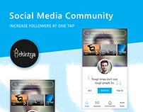 Social Media Community Builder