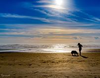 "Cannon Beach, Oregon ""Sunset Part 2"""