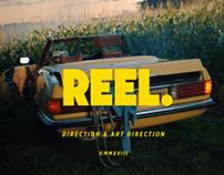 Direction & Art Direction Reel