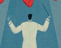 Proposal illustration for Repubblica Salute