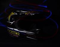 RockStar#Lightpainting