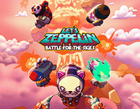 Let's Zeppelin - Battle for the skies (Mobile Game)
