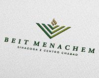 Beit Menachem - Redesign de marca