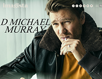 Imagista Editorial - Chad Michael Murray