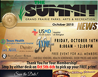 Summit Newsletter Cover - Oct 2015