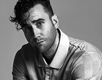 Matthew Lewis for Interview Magazine online