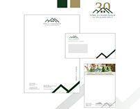 Corporate Design (Relaunch) Förg's Landhäuser