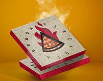 Brasa Pizzaria!