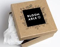 Online Florist Rebrand