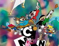 Homenaje a Cartoon Network