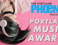 Portland Phoenix Music Awards